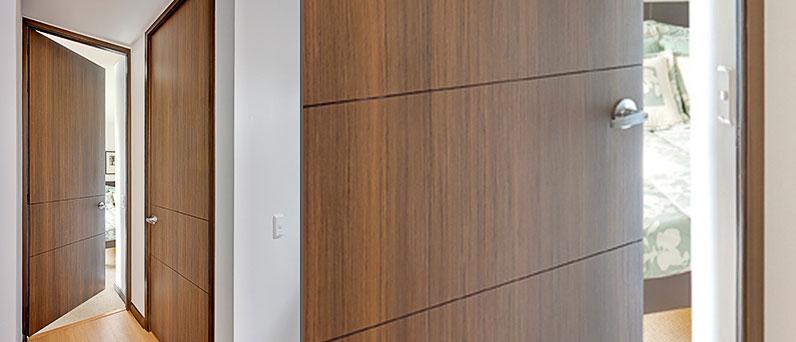 Colores de puertas de madera interiores refviena wengue for Puertas de madera para interiores